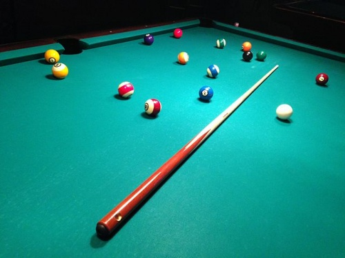 Billiards | Facts about Billiards | Rules of Billiards
