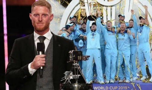 England World Cup hero Ben Stokes voted BBC Sports Personality of the Year