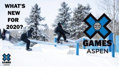 WINTER X GAMES ASPEN 2020 : Musical Performances ,Schedule