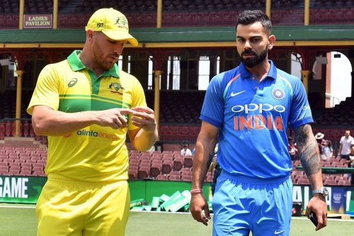 Australia tour of India, 2020 schedule, team player,live scores