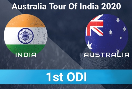 Australia tour of India 2020 1st ODI IND vs AUS Match Prediction Who Will Win Today