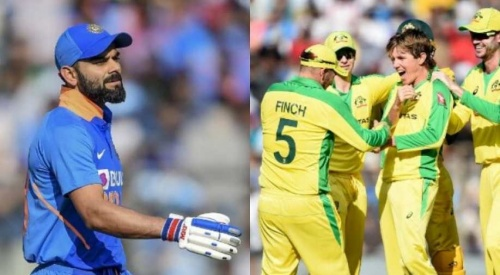 Virat Kohli First Indian Captain To Record 10-Wicket Loss vs Australia In ODIs