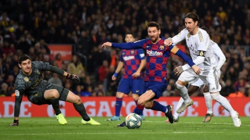 Barcelona, Real Madrid fail to make Copa del Rey semis first time in decade