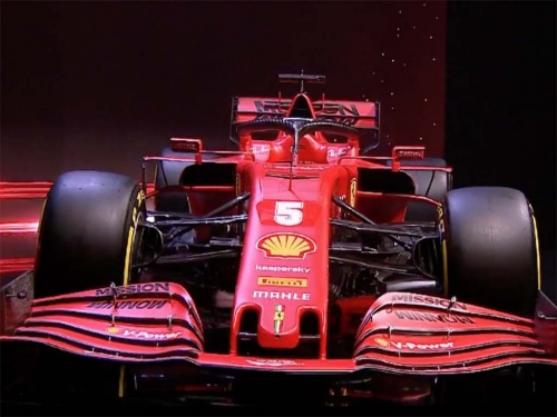 Scuderia Ferrari F1 Perform a Successful Shakedown of the 2020