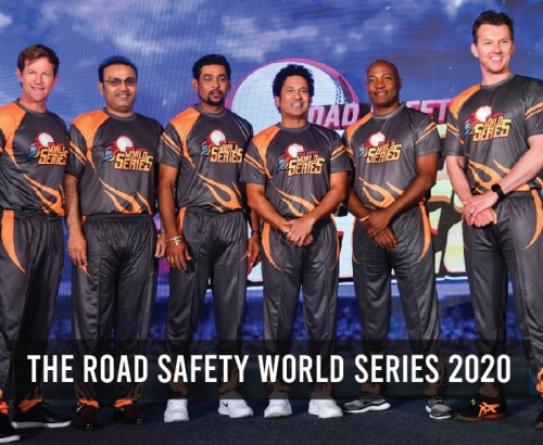 Tendulkar Versus Lara In Road Safety World Series Opener
