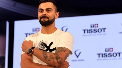 Virat Kohli remains India's most valuable celebrity for 3rd straight year