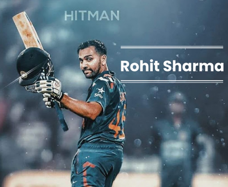 Happy Birthday Rohit Sharma