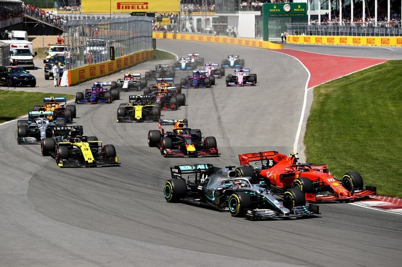 French Grand Prix cancelled
