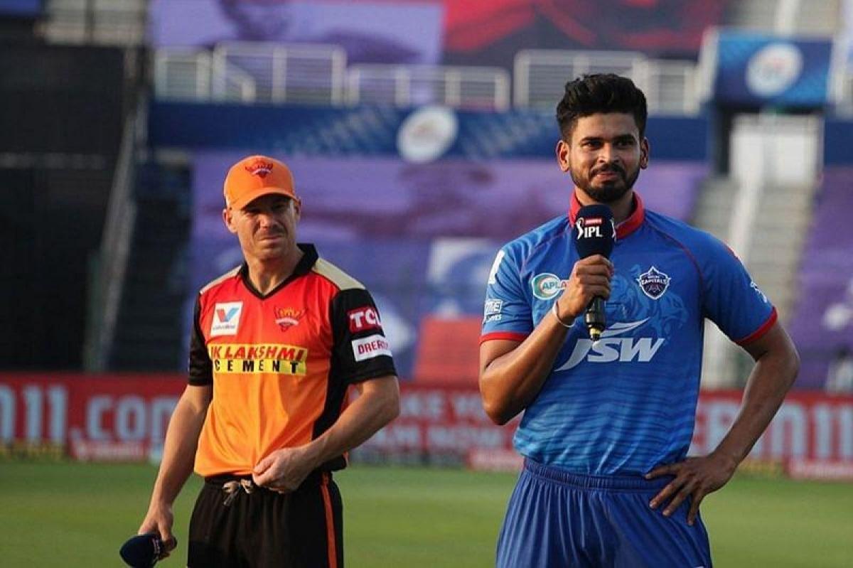 IPL 2020 SRH VS DC