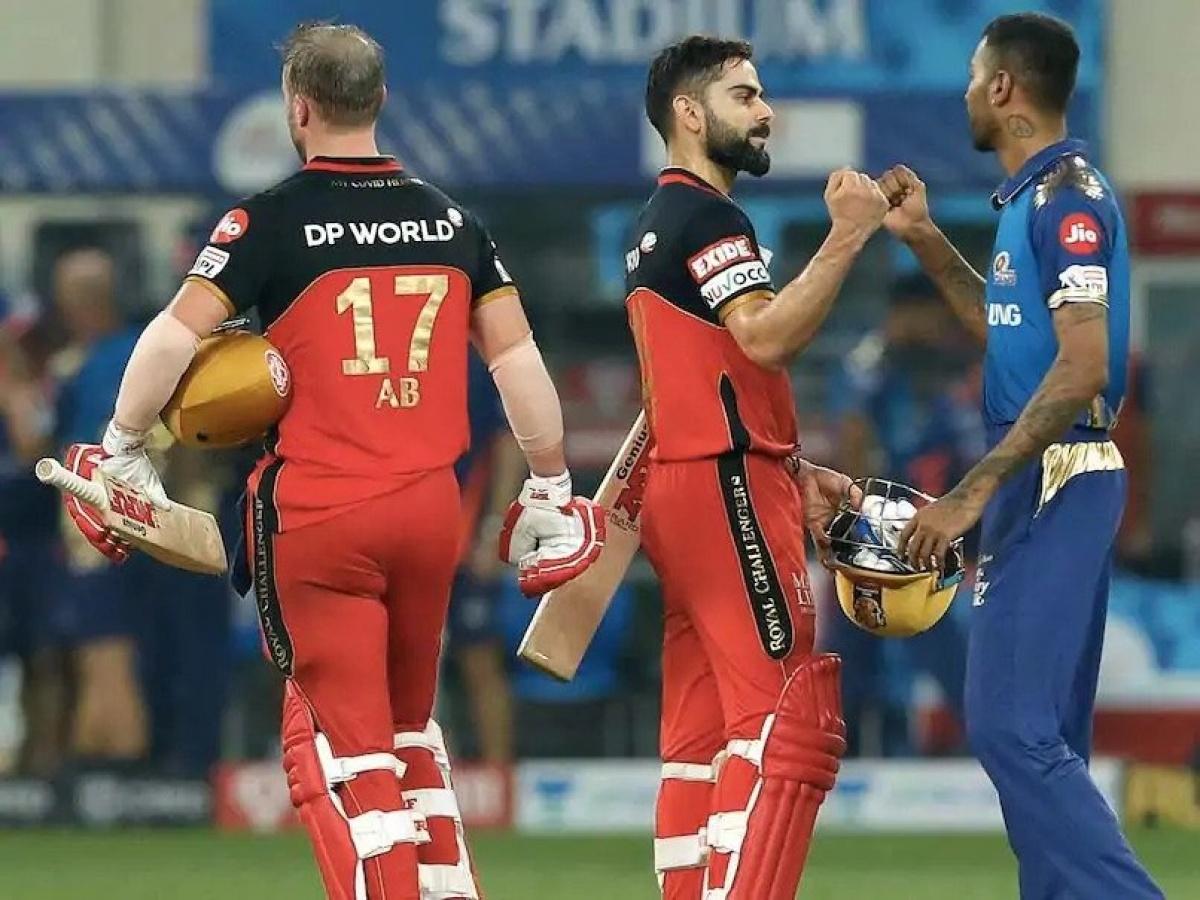 IPL 2020, MI VS RCB
