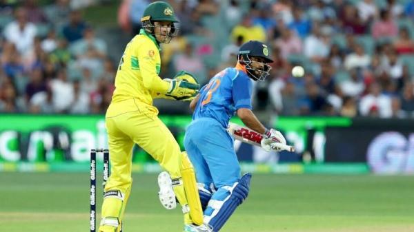 India-Australia tour