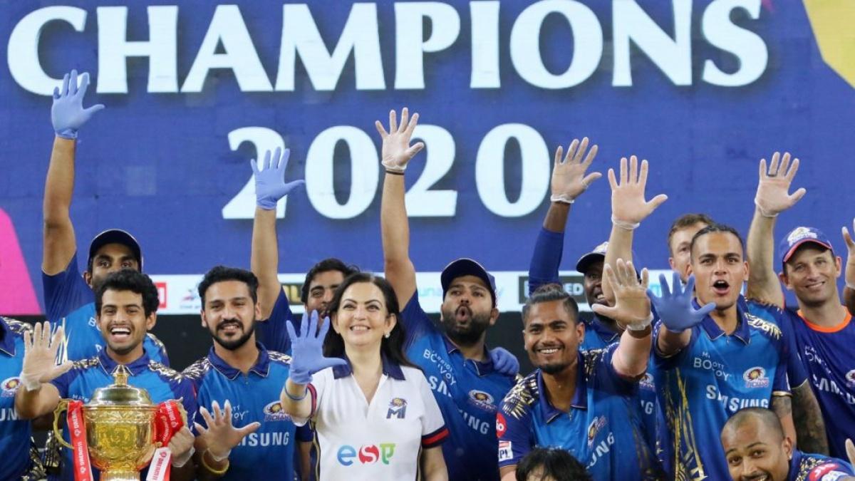 IPL Final 2020