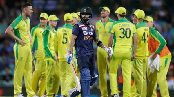 India Vs Australia T20