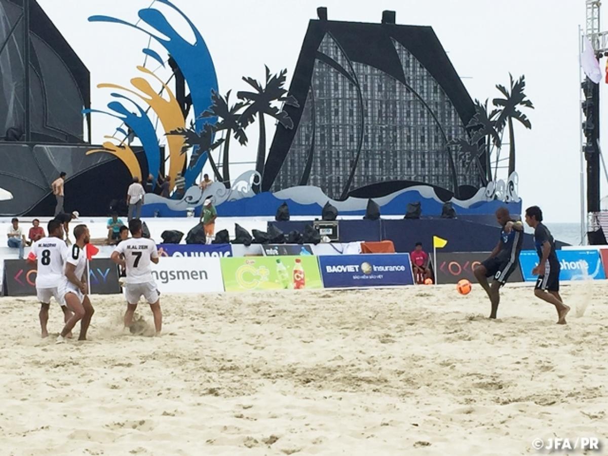 Asian beach Games 2021