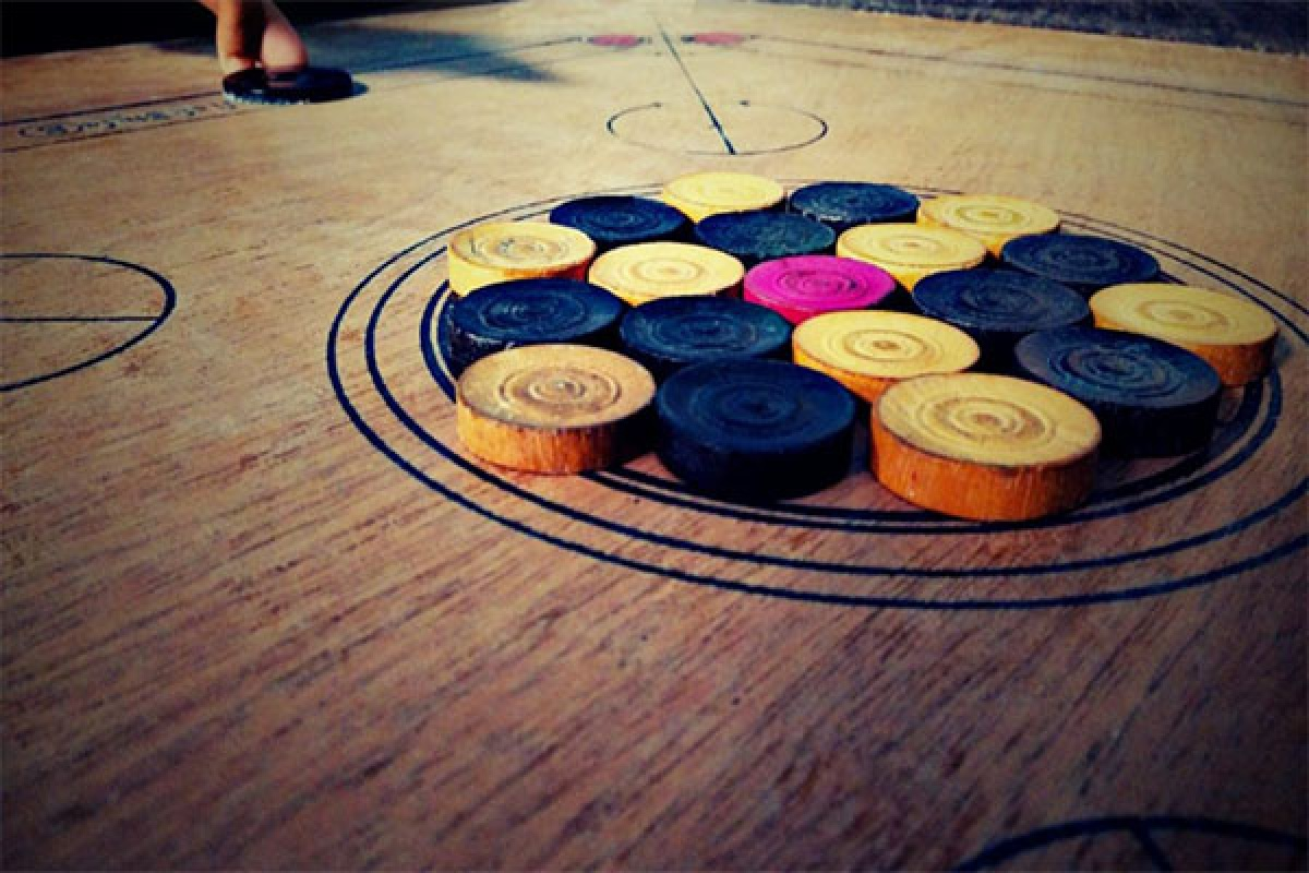 Carrom Rules