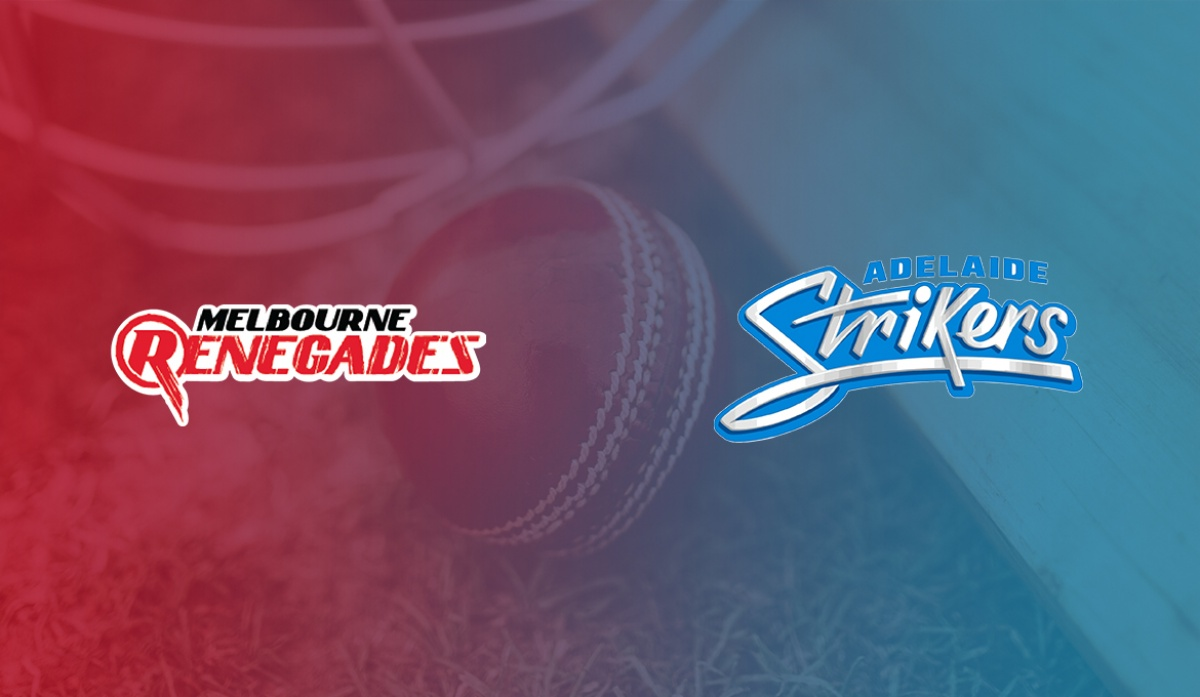 Big Bash 2020-21,REN VS STR,Big Bash League