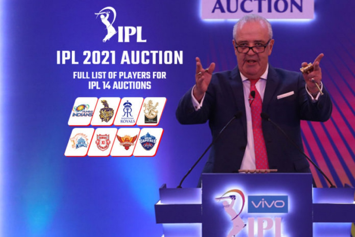 IPL 2021,IPL 2021 News,IPL Auction 2021,Indian Premier League,Indian Premier League 2021,IPL 14 Auction