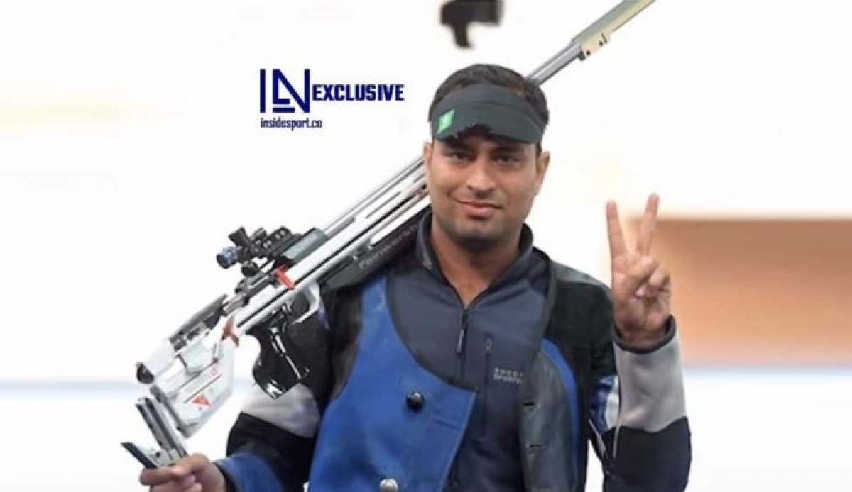 Olympian Sanjeev Rajput,Olympics,Sanjeev Rajput,Tokyo Games,TOKYO OLYMPICS