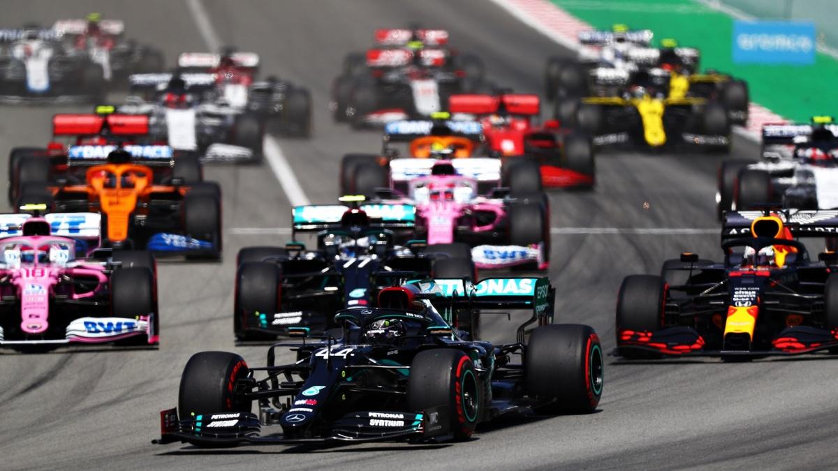 F1 2021 Rules & Regulations