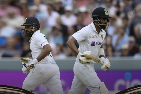 KL Rahul becomes 10th Indian to hit Test hundred at Lord's.