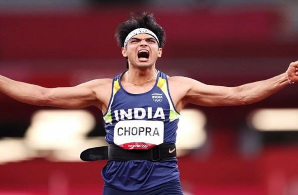 Neeraj Chopra rises to second spot in world rankings after Olympic gold