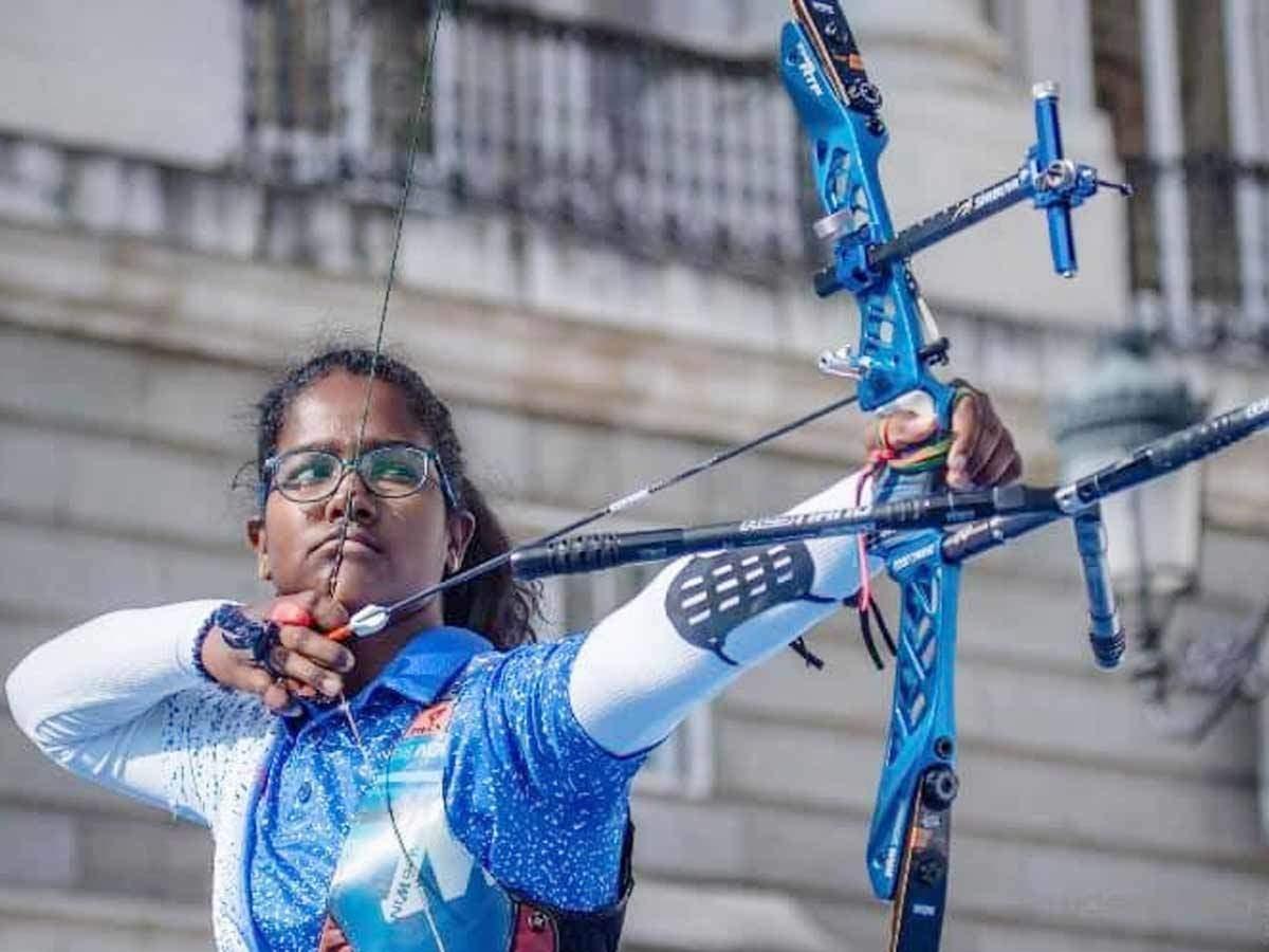 vickey ruhal,Tata Archery Academy,Sanjeeva Singh,Dronacharya awardee,Deepika Kumari,Deepika,bishal changmai,archery,Komalika Bari,Archery,Indian Archery,Archery Youth World Championships