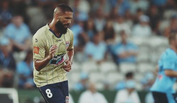Odisha FC sign Malaysian international Liridon Krasniqi on loan