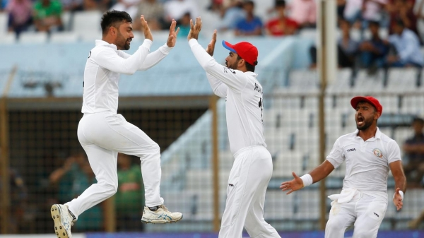 Afghanistan cricket get green signal to play their 1st Test since Taliban's takeover, to face Australia in November