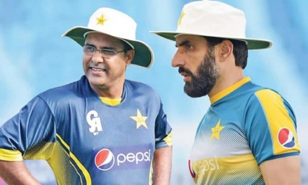 Misbah-ul-Haq, Waqar Younis resign as Pakistan's head coach and bowling coach ahead of T20 World Cup