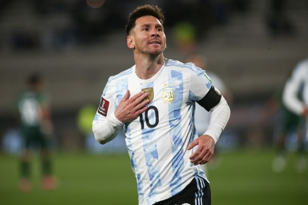 Lionel Messi surpasses Pele's goalscoring record, leads Argentina to win in World Cup qualifiers