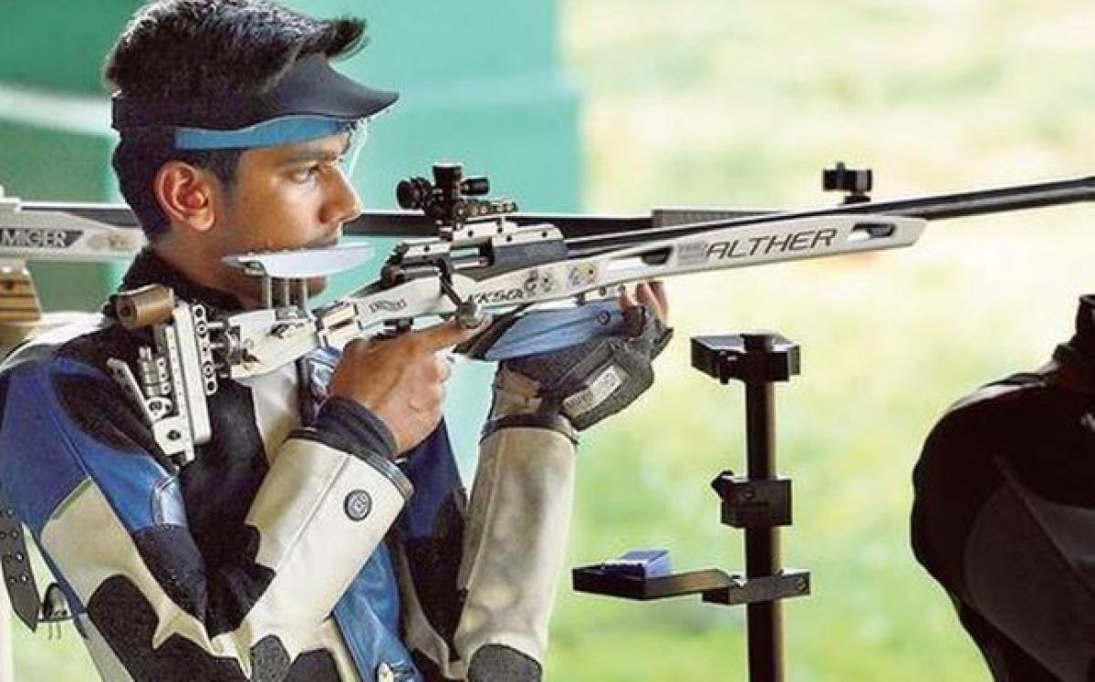 shooting world championships,aishwary pratap singh tomar,india shooting,india shooting world championship,india shooting words,india shooting worlds