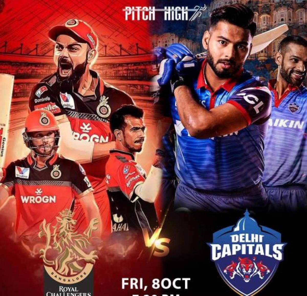 Dream11 Guru Tips,Royal Challengers Bangalore vs Delhi Capitals Dream11 Tips and Prediction,Royal Challengers Bangalore vs Delhi Capitals,RCB vs DC Dream11 Prediction,RCB vs DC,IPL,IPL news