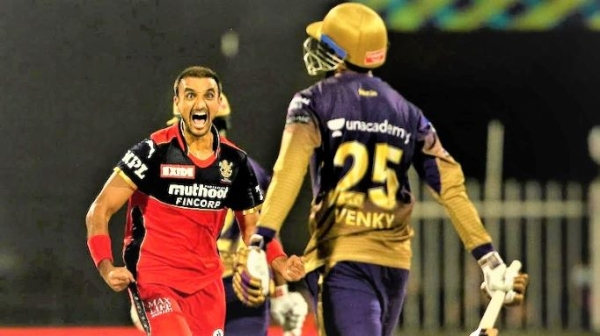Harshal Patel equals Bravo's all-time record of 32 wickets in an IPL season