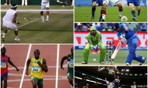 Top most popular sports in the world