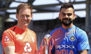 India and England remain on top after annual rankings update