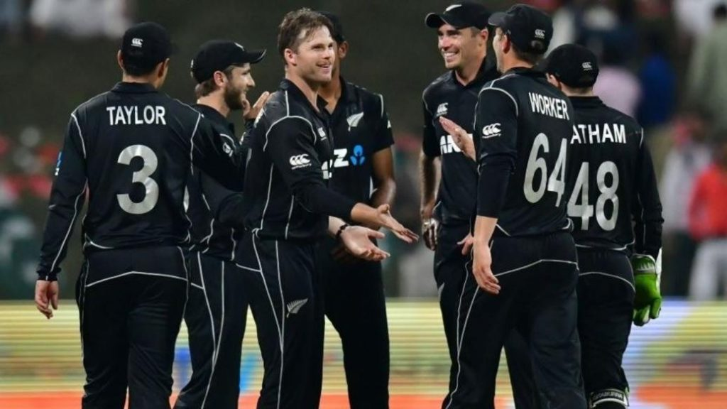 New Zealand  jerrsy for worldcup 2019