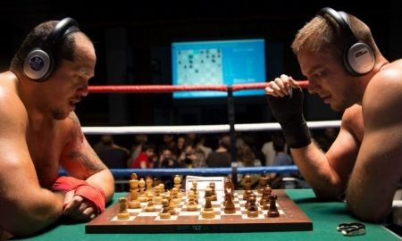 Did you know anything about Chess Boxing?