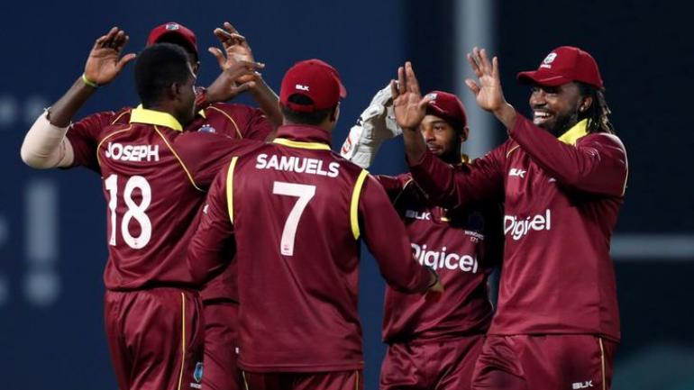 West Indies jerrsy