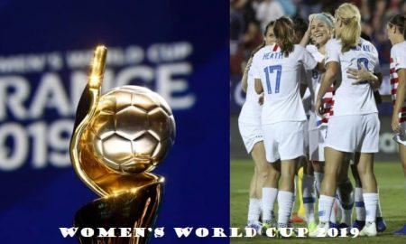 FIFA Women's World Cup 2019 Team, Schedules, Fixtures