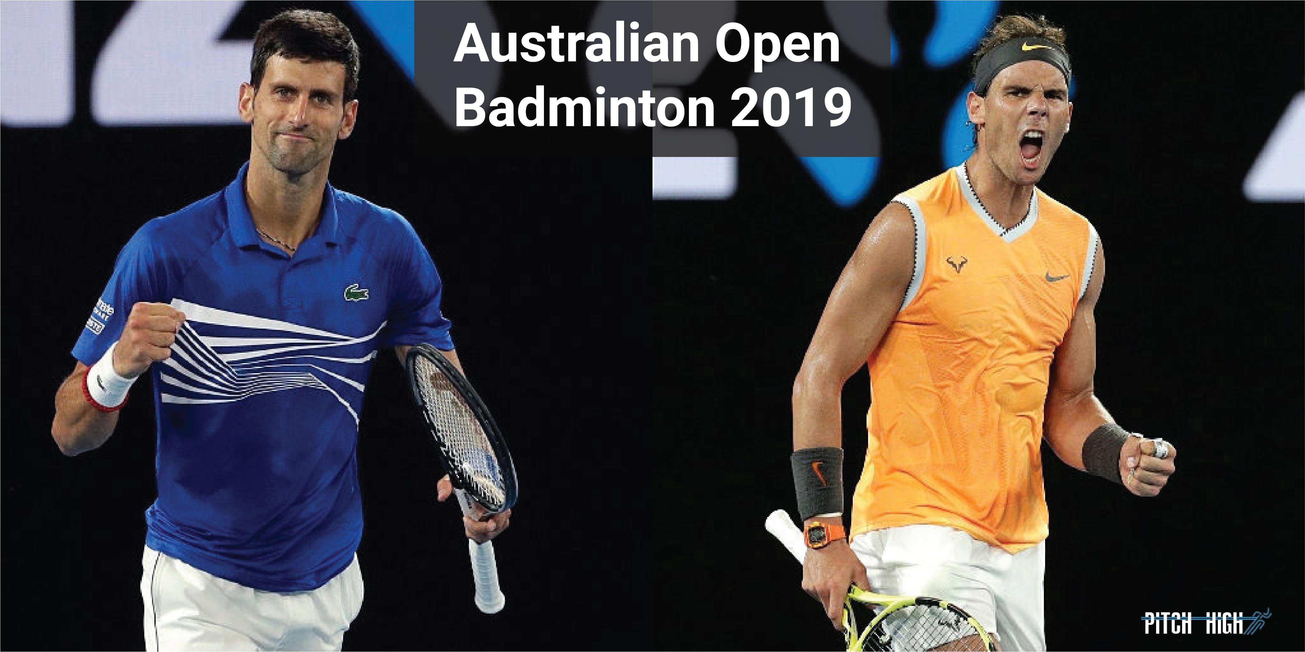 Australian Open Badminton 2019 Matches
