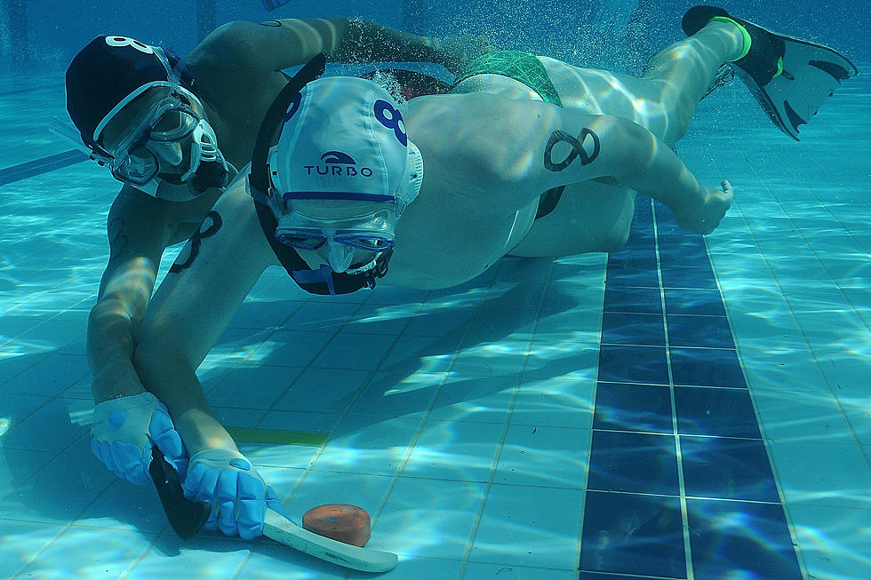 Did You Know About Underwater Hockey