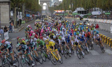TOUR DE FRANCE 2019 CYCLING