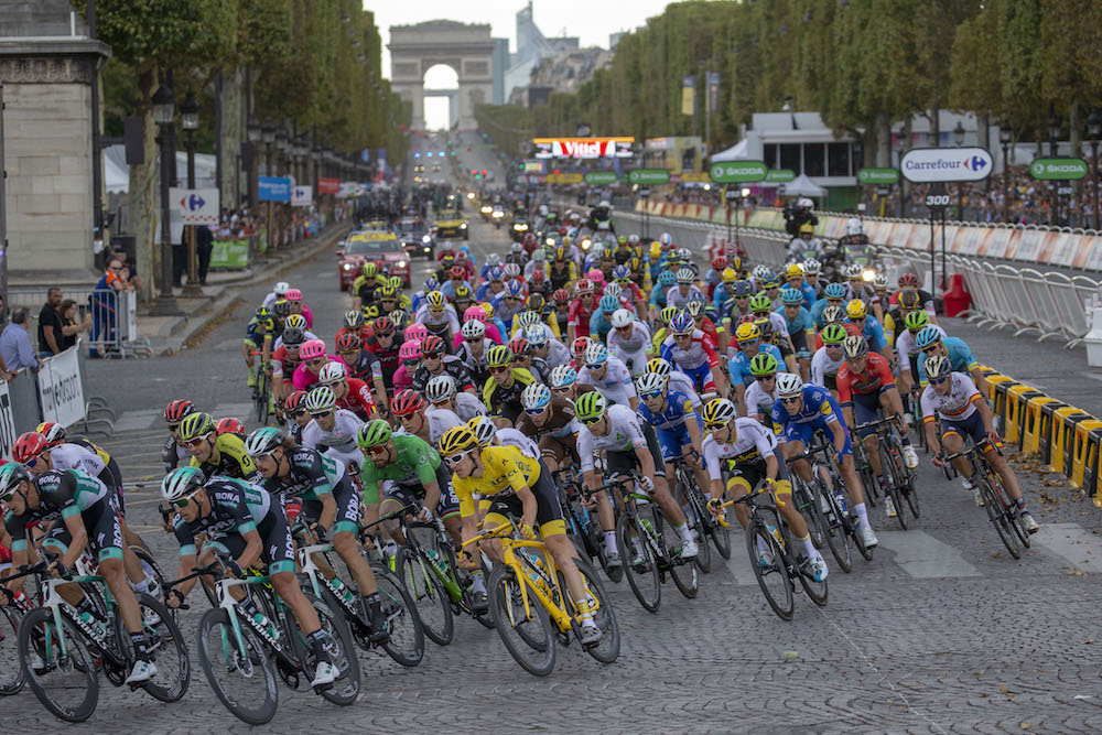 TOUR DE FRANCE 2019 CYCLING