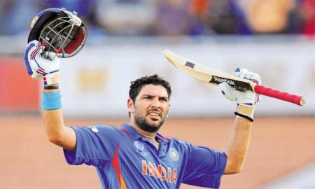 Yuvraj signed Toronto Nationals for Global T20 Canada.
