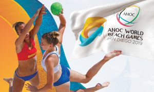 THE WORLD BEACH GAMES 2019